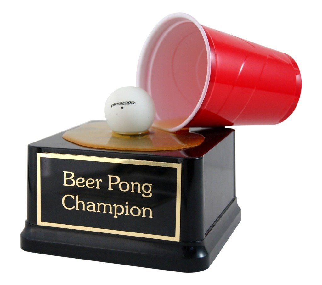 Beer Pong Beaming Rule
