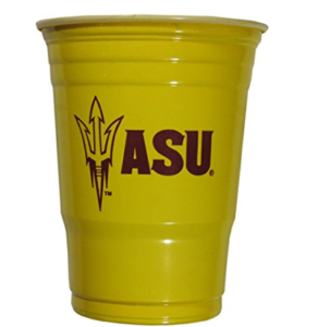 Arizona State Sun Devils Beer Pong Cups