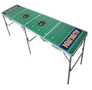 Auburn Tigers Beer Pong Table