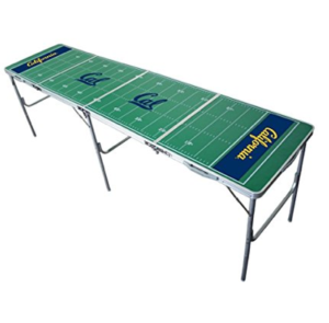 California Golden Bears Beer Pong Table