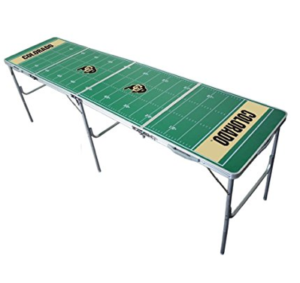 Colorado Golden Buffaloes Beer Pong Table