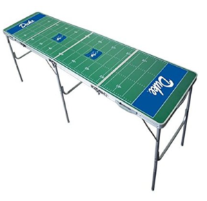 Duke Blue Devils Beer Pong Table
