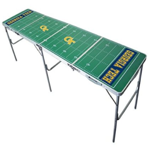 Georgia Tech Yellow Jackets Beer Pong Table