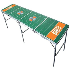 Illinois Illinii Beer Pong Table