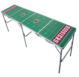 Indiana Hoosiers Beer Pong Table