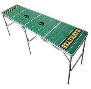 Iowa Hawkeyes Beer Pong Table