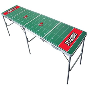 Louisville Cardinals Beer Pong Table