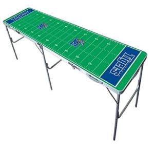 Memphis Tigers Beer Pong Table