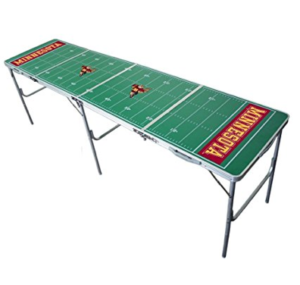 Minnesota Golden Golphers Beer Pong Table