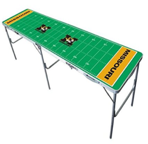 Missouri Tigers Beer Pong Table