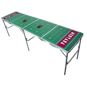 Montana Grizzlies Beer Pong Table