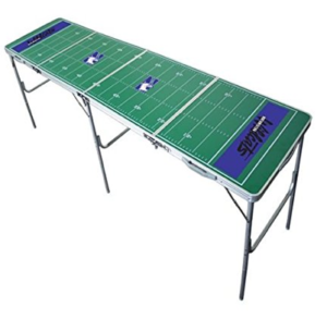 Northwestern Wildcats Beer Pong Table