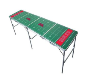 Ole Miss Rebels Beer Pong Table