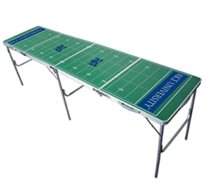 Rice Owls Beer Pong Table