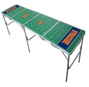 Syracuse Orange Beer Pong Table