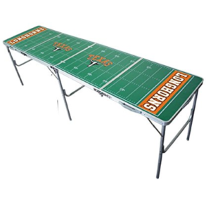 Texas Longhorns Beer Pong Table