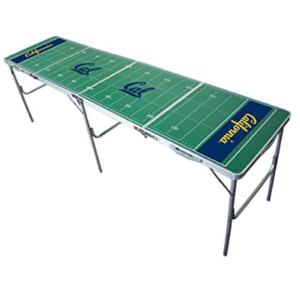 UC Berkley Golden Bears Beer Pong Table
