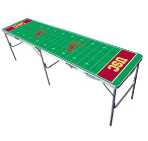 USC Trojans Beer Pong Table