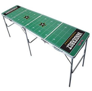 Vanderbilt Commodores Beer Pong Table