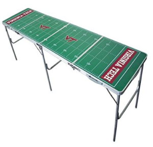 Virginia Tech Hokies Beer Pong Table