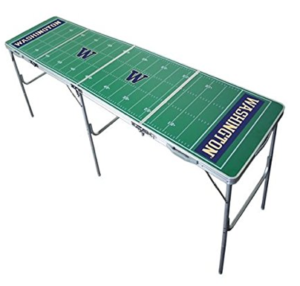 Washington Huskies Beer Pong Table