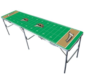 Western Michigan Broncos Beer Pong Table