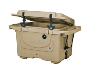 Best Coolers For Keeping Ice Cabela's Polar Cap 40 Quart Equalizer Cooler