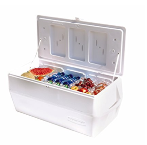 Best Marine Ice Cooler Review Rubbermaid Marine Cooler