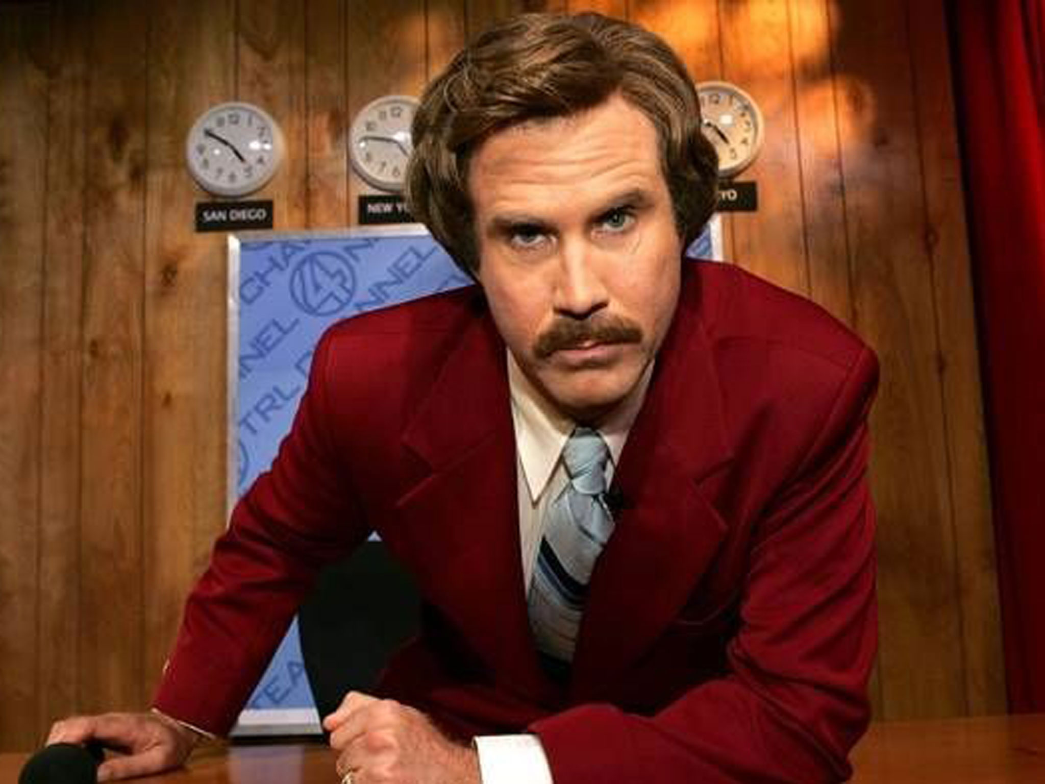 Anchorman Drinking Game Featured