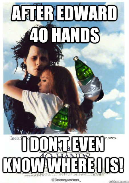 How To Play Edward 40 Hands Drinking Game for 2 People
