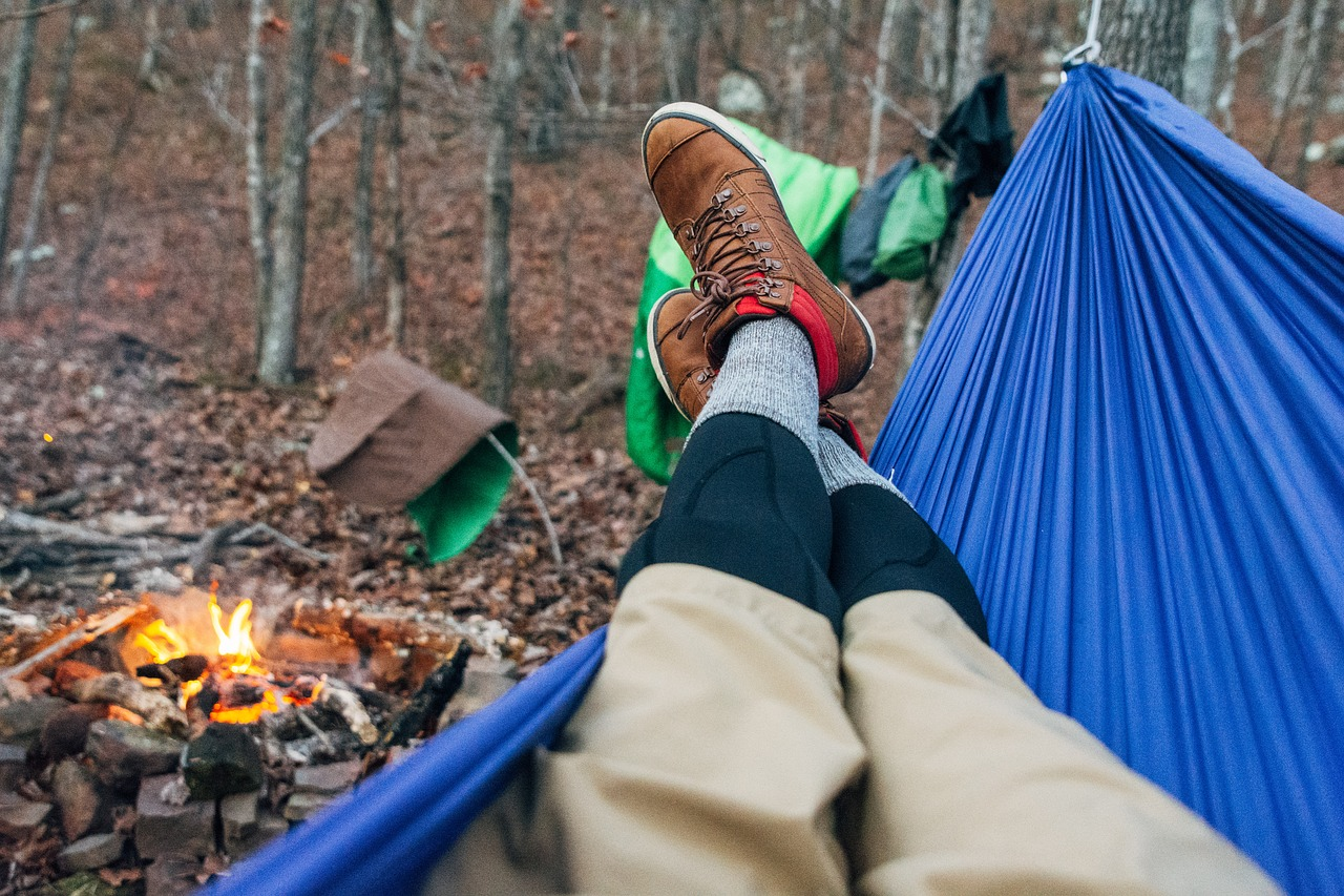 Best Hammocks For Camping Featured
