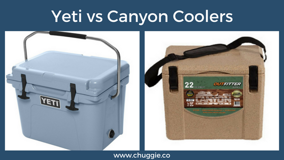 Canyon Coolers vs Yeti Tundra Coolers