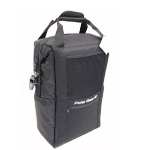 Best Backpack Coolers Under $100 Polar Bear Coolers Nylon Series Backpack Black