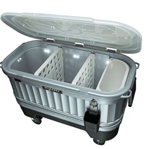 Best Wheeled Cooler Reviews Igloo 49271 Party Bar Cooler