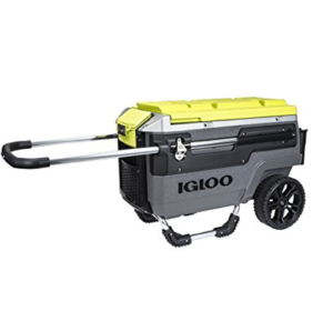 Best Wheeled Cooler Reviews Igloo Trailmate Journey Cooler