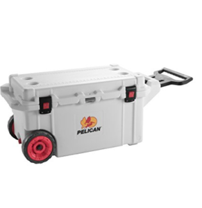 Best Wheeled Cooler Reviews Pelican Products ProGear Elite Wheeled Cooler