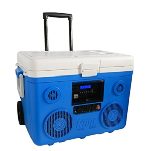 Best Wheeled Cooler Reviews TUNES2GO CA-E065A KoolMAX Bluetooth 350