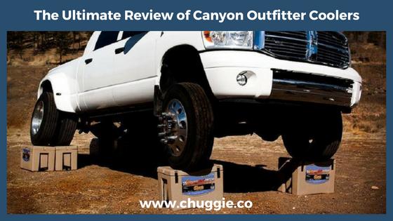 Canyon Cooler Reviews