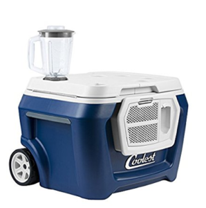 Best Cooler With Speakers Coolest Cooler in Blue Moon