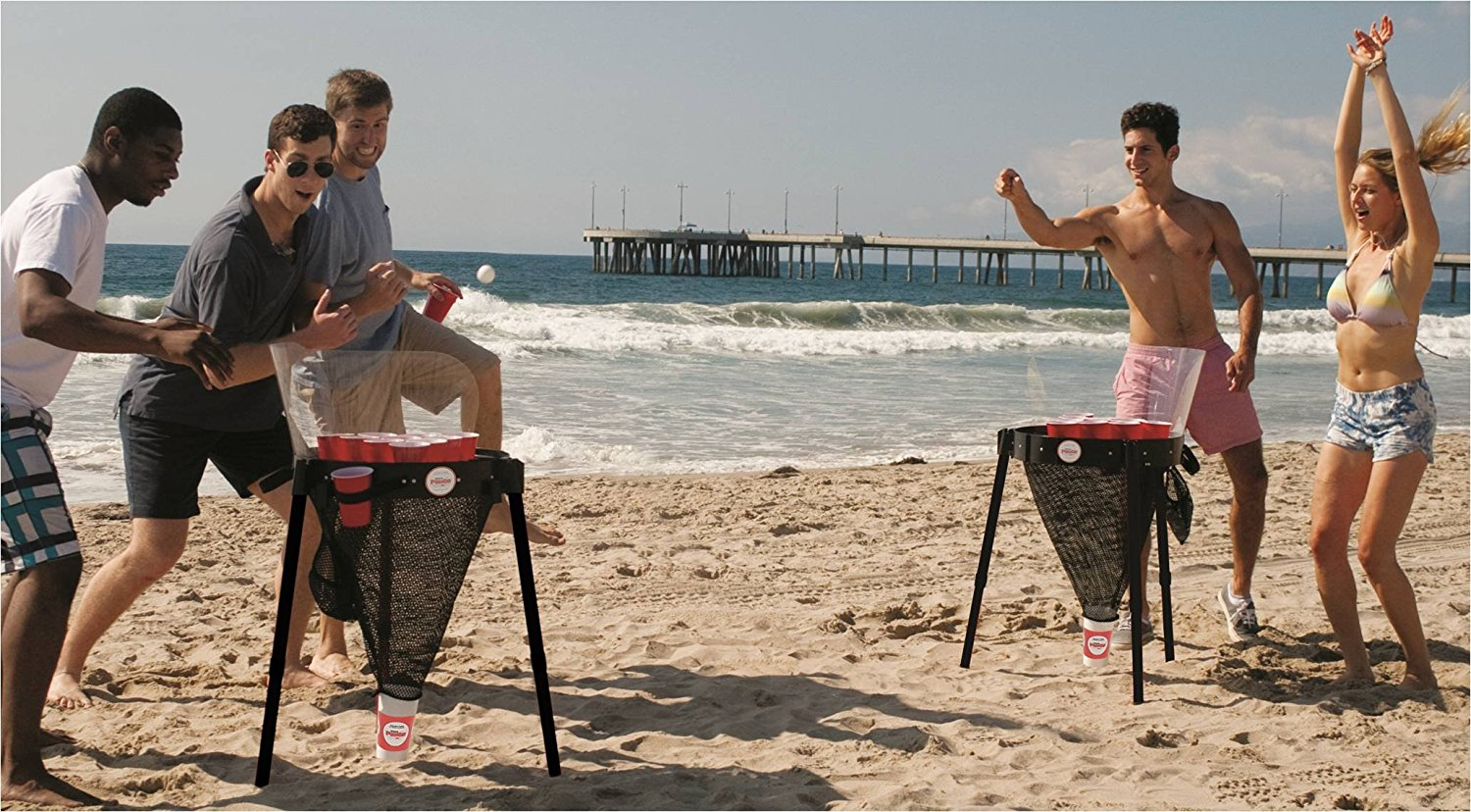 Portable Beer Pong Sets