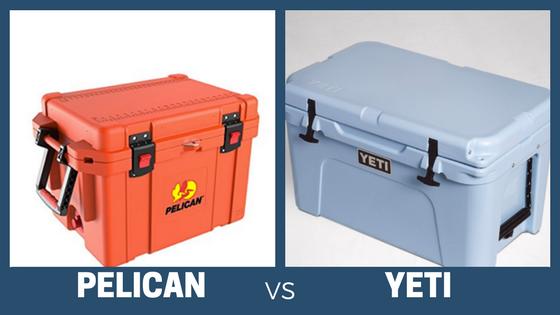 Pelican Coolers vs Yeti Coolers