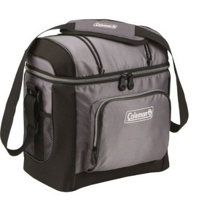 Coleman 16-Can Soft Cooler With Hard Liner Best Soft Sided Cooler Review