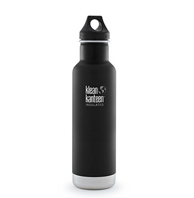Klean Kanteen Insulated Classic 20oz Water Bottle Best Insulated Cup for Cold Drinks