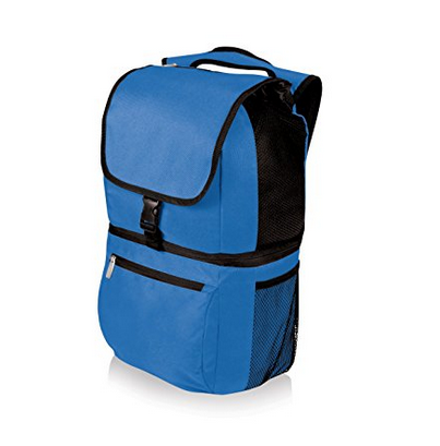 Picnic Time Zuma Insulated Cooler Backpack Blue Best Soft Sided Cooler