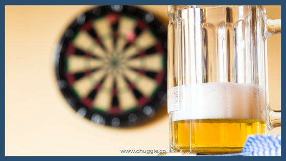 How To Play Beer Darts Drinking Games