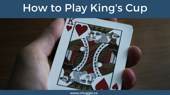 How to Play King's Cup Drinking Game With Rules