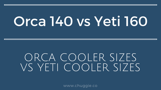 Yeti Alternative, Orca 140 vs Yeti Tundra 160