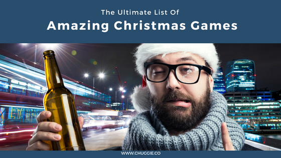 Christmas Party Drinking Games for Adults