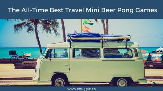 best travel beer pong sets