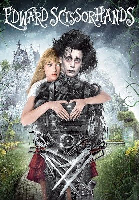 Edward Scissorhands Movie Drinking Game